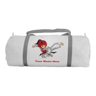 カスタムな体育館のバッグ-武道のデザイン ジムバッグ