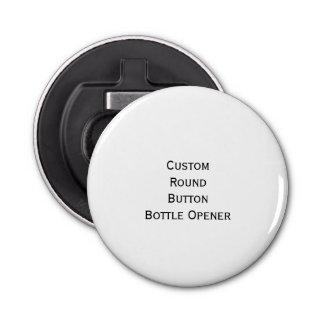 カスタムな円形の磁石のボタン型栓抜きを作成して下さい ボタン型 ボトルオープナー
