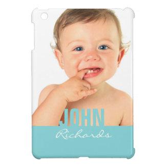 カスタムな写真の青のiPad Miniケース iPad Mini Case