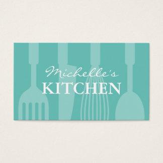 カスタムな台所炊事用具の名刺 名刺