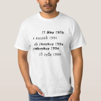 カスタムな図書館の支払期日のワイシャツ Tシャツ