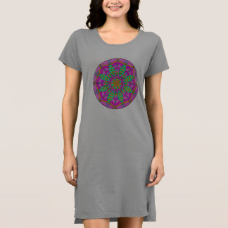 カスタムな女性のTシャツの服 ドレス