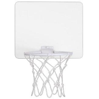 カスタムな小型バスケットボールのゴール ミニバスケットボールネット