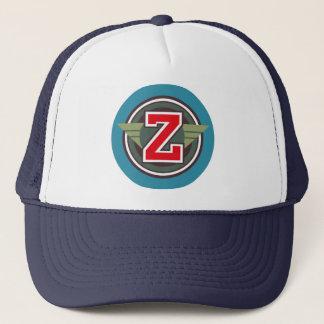 """カスタムな手紙""""Z """" キャップ"""