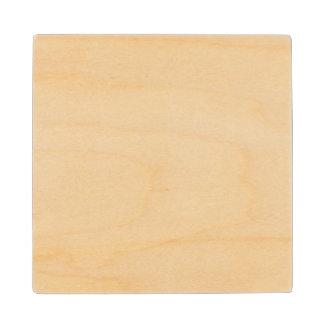 カスタムな木製のコースター ウッドコースター