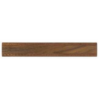 カスタムな木製の定規 くるみ 定規