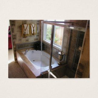 カスタムな浴室の名刺 名刺