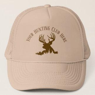 カスタムな狩りクラブ帽子 キャップ