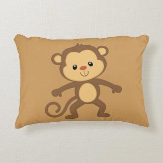 カスタムな猿のアクセントの枕 アクセントクッション