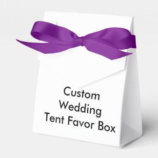 カスタムな結婚式のテントの好意箱 フェイバーボックス