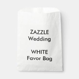 カスタムな結婚式の白書の好意のバッグ フェイバーバッグ