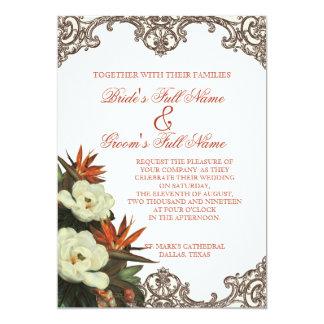-カスタムな結婚式マグノリアnの極楽鳥 カード