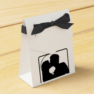 カスタムな結婚披露宴の好意のギフトバッグ