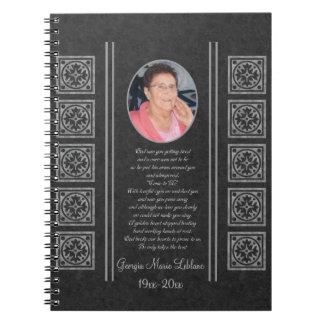 カスタムな記念の記念品 ノートブック