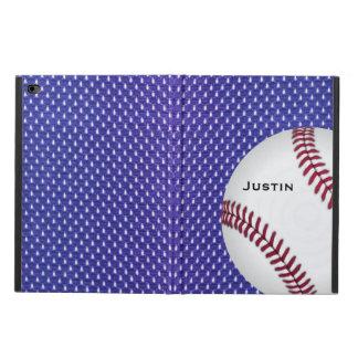 カスタムな野球のiPadの空気2箱 Powis iPad Air 2 ケース