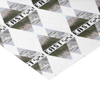 カスタムな10lbティッシュペーパー、白の東海岸 薄葉紙