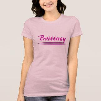 カスタムなBrittney Tシャツ