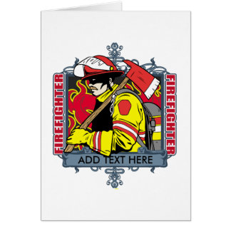 カスタムなFirefirefighter カード