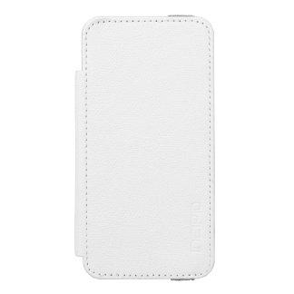 カスタムなIncipio Watson™のiPhone 5のウォレットケース Incipio Watson™ iPhone 5 財布 ケース