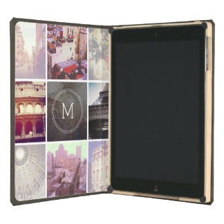 カスタムなInstagram 8の写真のiPadの空気箱
