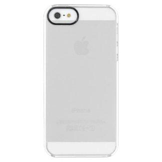 カスタムなiPhone 5の澄んな場合 クリア iPhone SE/5/5sケース