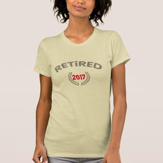 カスタムなretirment年のTシャツのデザインのギフトアイディア Tシャツ