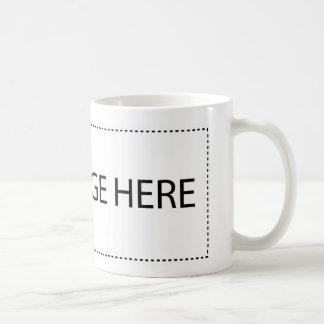 カスタムなSt patricks dayのクリスマスのプレゼントのテンプレート コーヒーマグカップ