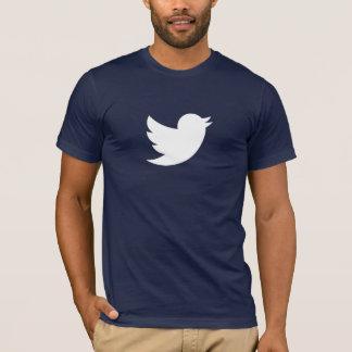 カスタムなTwitterのワイシャツ Tシャツ