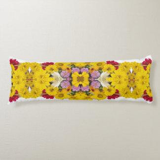 カスタムによってブラシをかけられるポリエステル体の枕20x54 ボディピロー