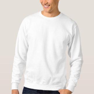 カスタムによって刺繍されるスエットシャツ 刺繍入りスウェットシャツトレーナー