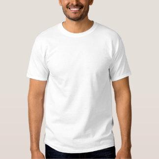 カスタムによって刺繍されるワイシャツ 刺繍入りTシャツ