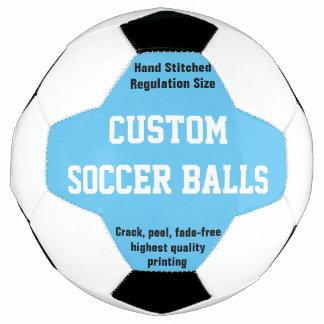 カスタムによって印刷される名前入りなサッカーボール サッカーボール