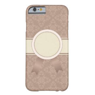 カスタムのイニシャル BARELY THERE iPhone 6 ケース