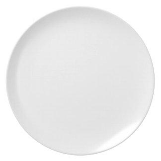 カスタムメラミン製お皿 パーティープレート
