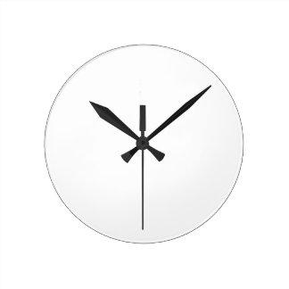 カスタム丸形壁時計 クロック