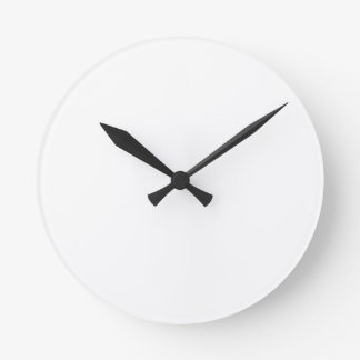 カスタム丸形壁時計 ラウンド壁時計