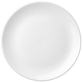 """カスタム10.75""""装飾的な磁器皿 磁器 皿"""