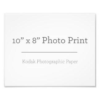 カスタム10 x 8の写真のプリント フォトプリント