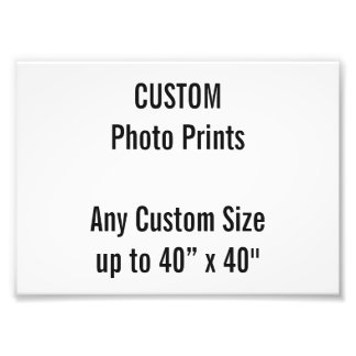 カスタム180 x 130のmmの写真のプリントのイギリスのフレームサイズ フォトプリント