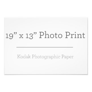 カスタム19 x 13の写真のプリント フォトプリント