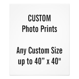 """カスタム20"""" x 24""""写真のプリント米国のフレームサイズ フォトプリント"""