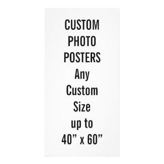 """カスタム30"""" x 60""""写真ポスター、40""""までx 60"""" フォトプリント"""