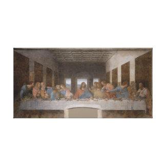 カスタム32x16レオナルドのDa Vinciの最後の晩餐 キャンバスプリント
