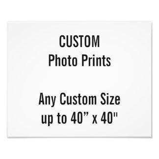 カスタム350 x 280のmmの写真のプリントのイギリスのフレームサイズ フォトプリント