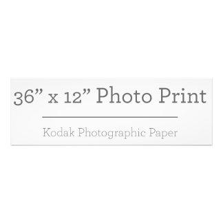 カスタム36のx12写真のプリント フォトプリント