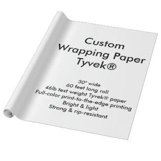 カスタム60' Tyvek®の包装紙ロール ラッピングペーパー
