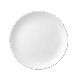 """カスタム8.5""""装飾的な磁器皿 磁器プレート"""