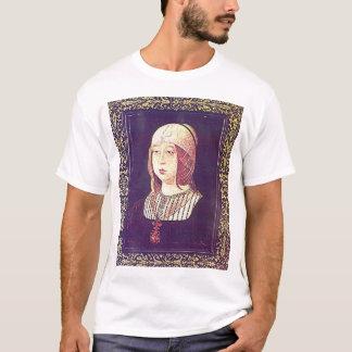 カスティリャのイザベラ Tシャツ