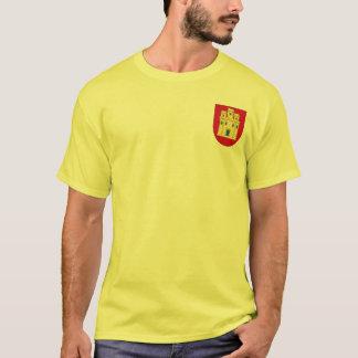 カスティリャの王国 Tシャツ