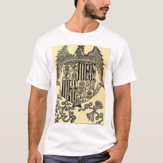 カスティリャの頂上のイザベラ Tシャツ